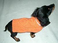 救命胴衣セーター(横)