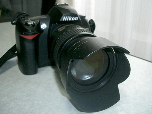撮影したカメラについて
